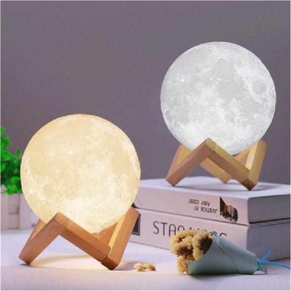 Magična LED lampa u obliku MJESECA
