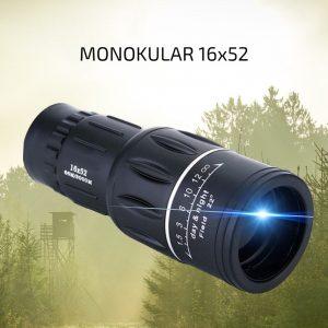 Monokular 16×52