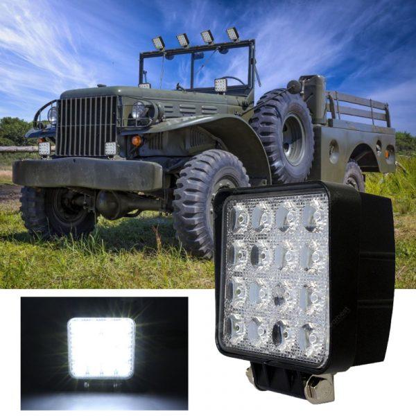 Auto LED svjetiljke 48W 12V/24V