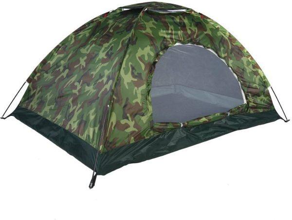 Maskirni šator za tri osobe